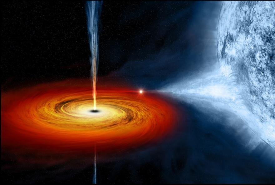 A new algorithm may allow astronomers to generate the first full image of a black hole using data collected from a connected array of radio telescopes around the world known as the Event Horizon Telescope