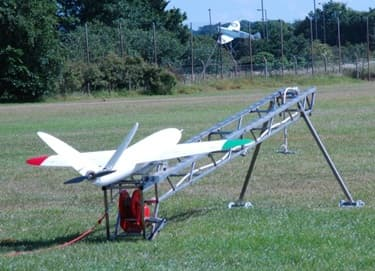 Engineers have designed and flown the world's first aircraft made using 3D printing technology