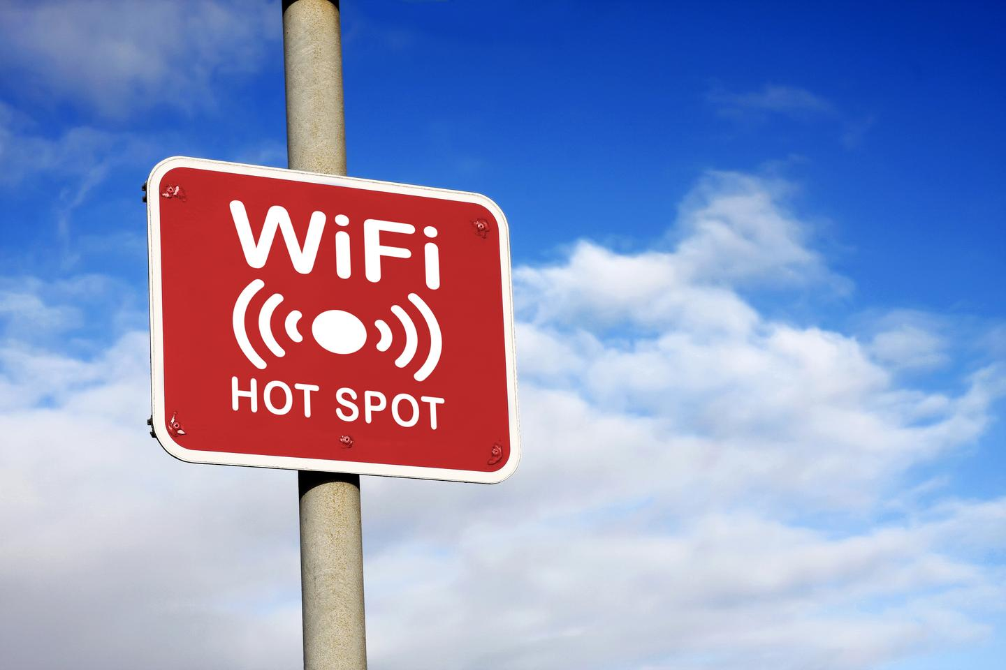 The Wi-Fi virus could reportedly spread as quickly as an airborne biological virus (Image: Shutterstock)