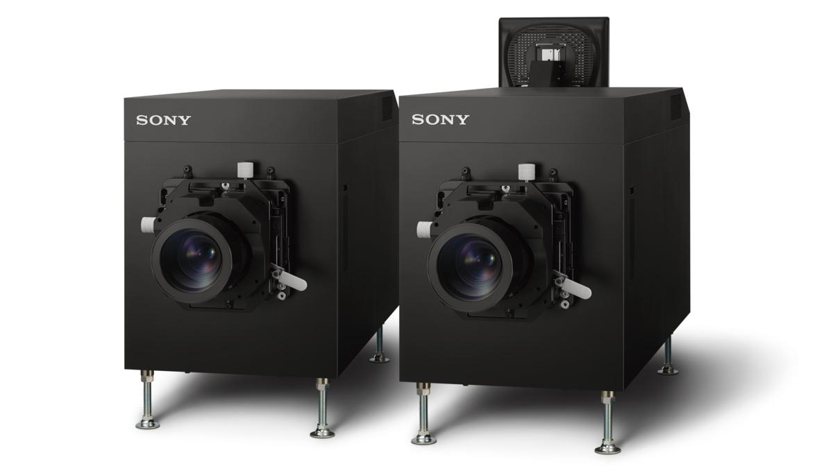 Sony has unveiled the SRX-R800 series, a new line of laser-lit digital cinema projectors