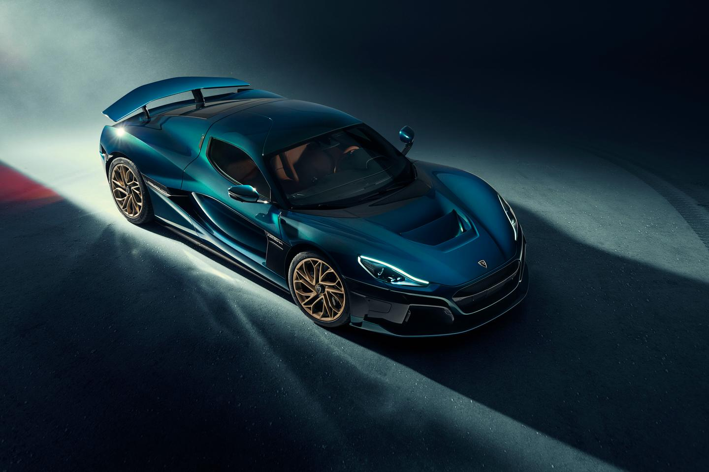 After three years of refinement, development and testing, the C_Two becomes the production-ready Rimac Nevera