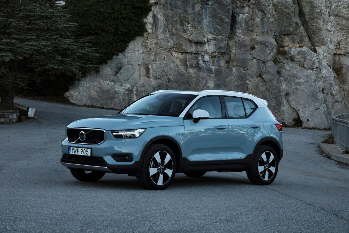 Power and performance are not exactly the expected high points of the compact crossover classes, but the 2019 Volvo XC40 does offer good amounts of each