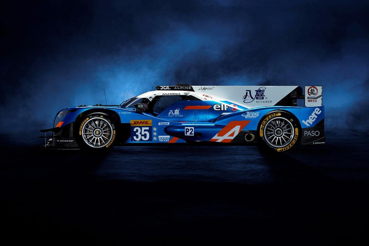 Alpine's road-going relaunch is well underway, but success on the track will help keep the brand fresh in people's minds