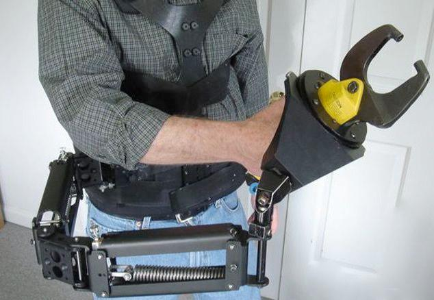 The Steadicam-inspired zeroG (Photo: Equipois)