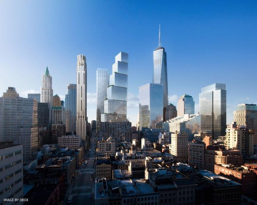 The Two World Trade Center plot will remain dormant until a new tenant is found
