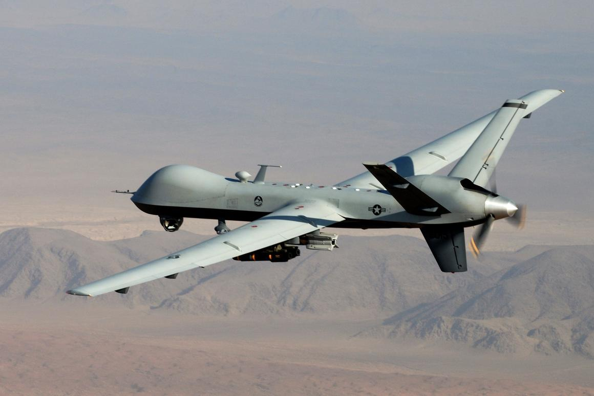 Testing begins on budget JDAM guided-bombs with the MQ-9
