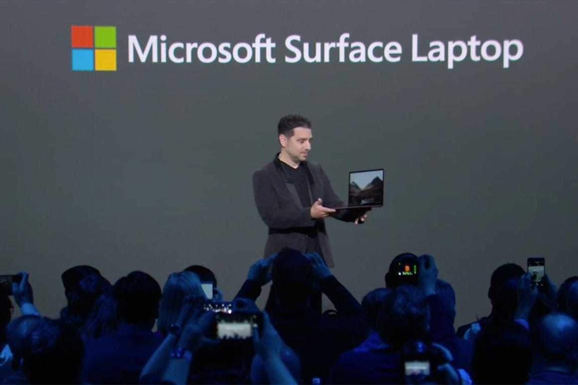Today, Microsoft unveiled Windows 10 S, its answer to Chrome OS, and a premium Surface Laptop thats runs it