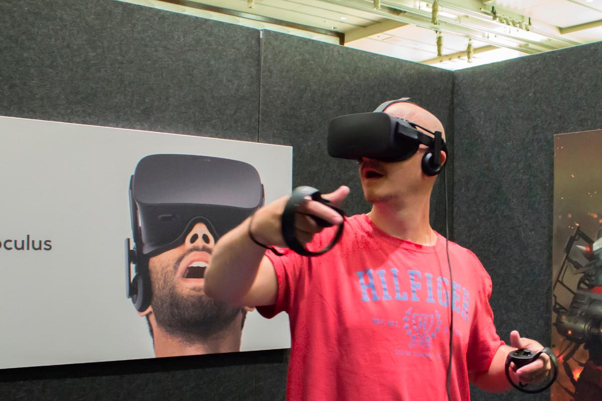 Oculus' 2015 developers' conference is underway, and we strapped on the Rift once again