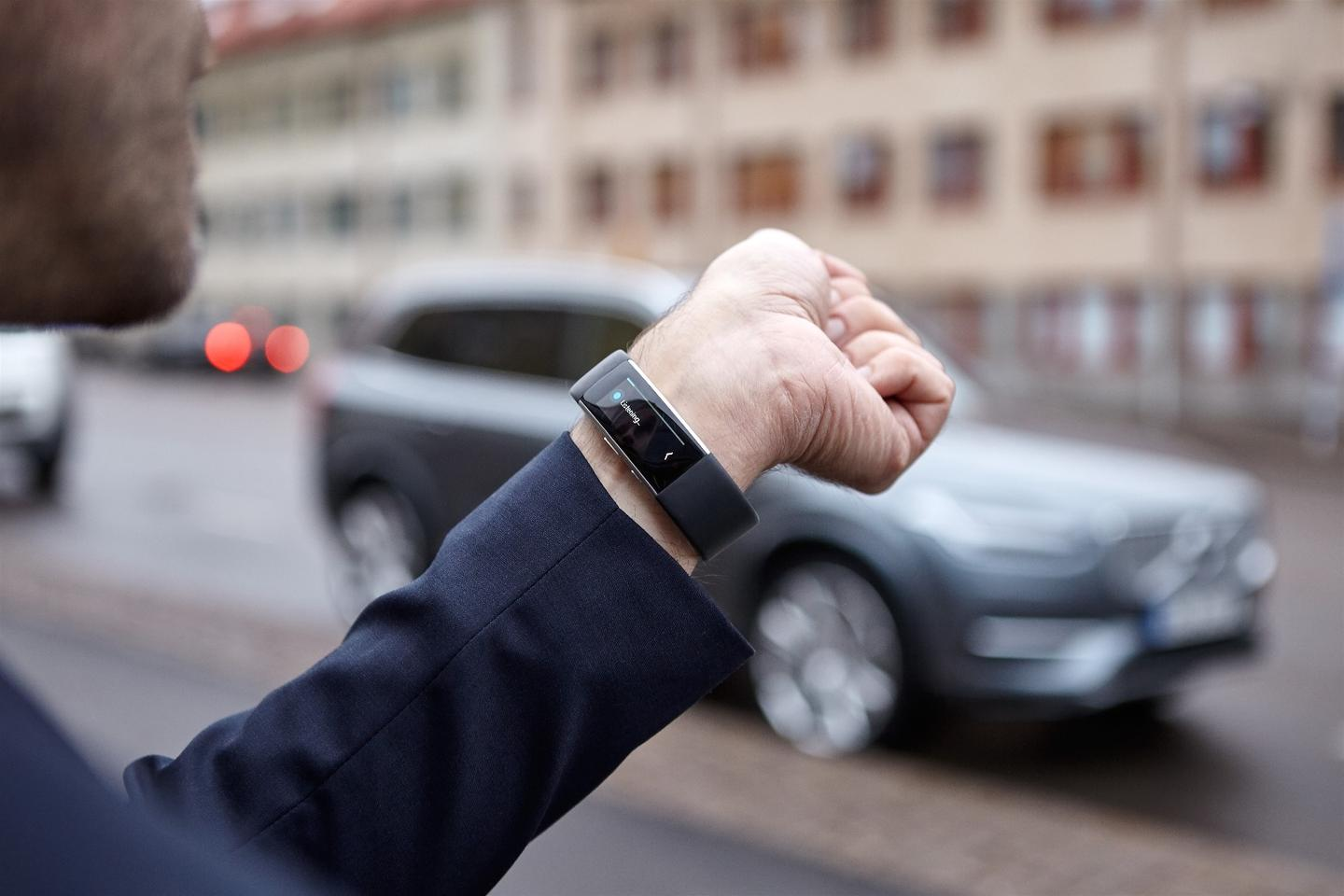 Volvo and Microsoft have teamed up to let forward-thinking owners talk to their cars remotely