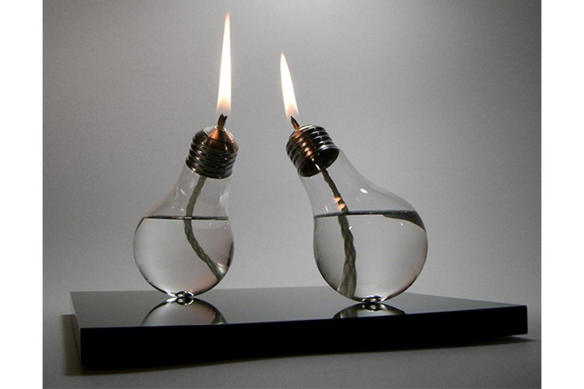 The Oyule turn the incandescent bulb into the very thing it replaced