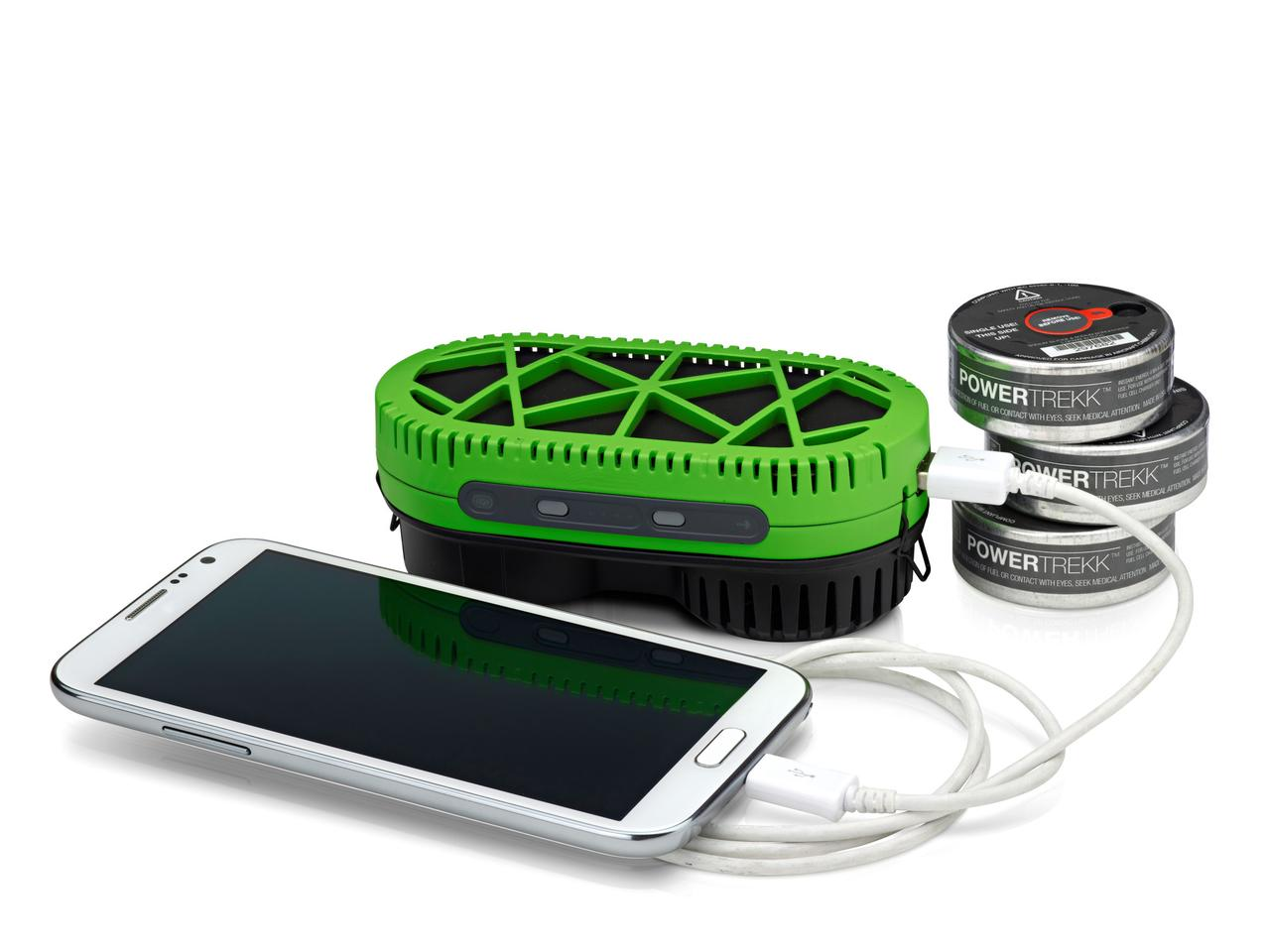 myFC introduces the second-generation PowerTrekk portable fuel cell charger