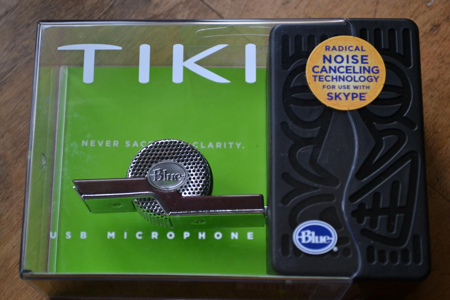 Blue Microphone has finally released the Tiki