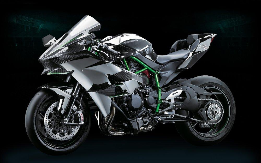 "Kawasaki Ninja H2R: Team Green retakes the mantle of ""wildest bike on two wheels"""