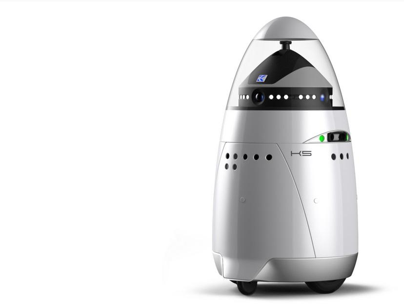 Silicon Valley startup Knightscope Inc. has created a robotic prototype which offers a new approach to security