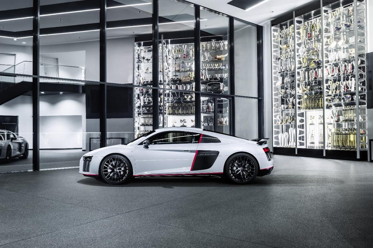 """Audi will build just 24 """"selection 24h"""" models"""