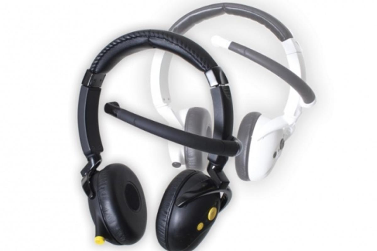 NeuroSky's MindSet headset