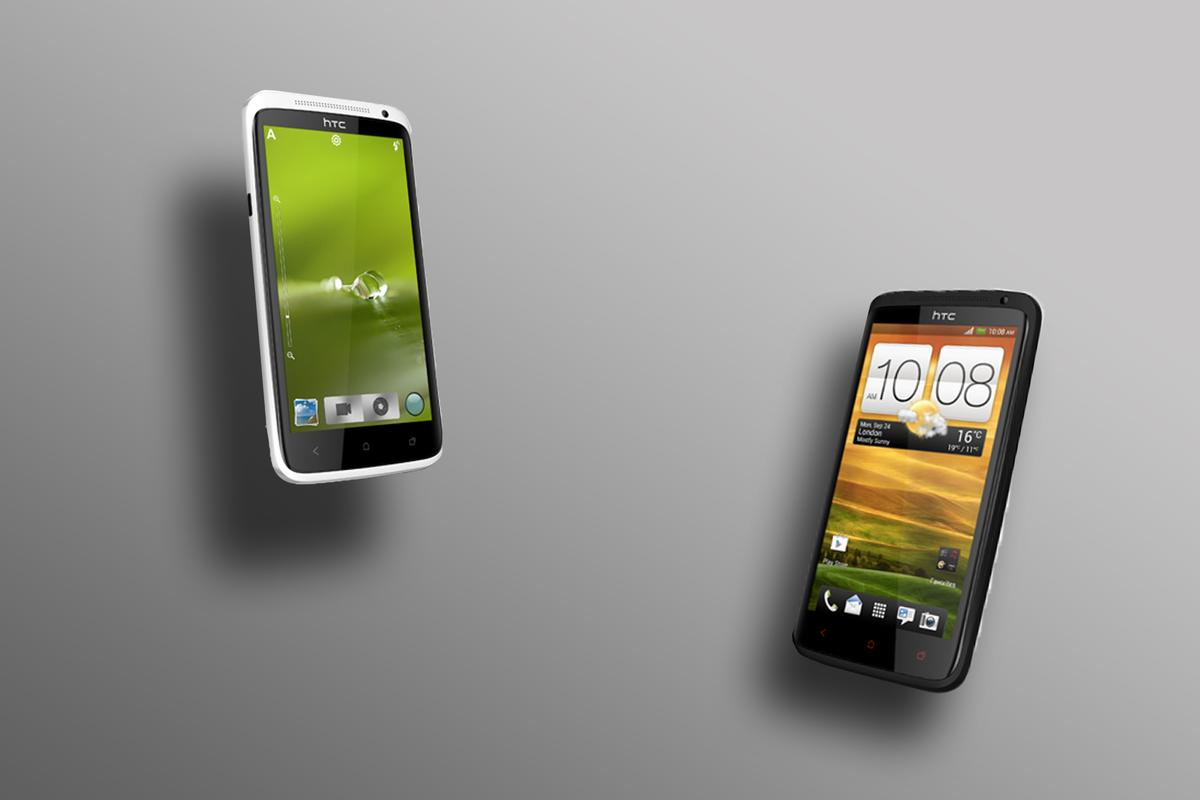How does the upgraded HTC One X+ compare to its predecessor, the One X?