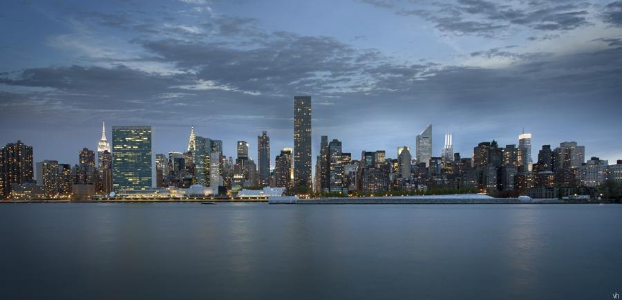 425 Park Avenue will be the first new full-block building built on Park Avenue for 50 years