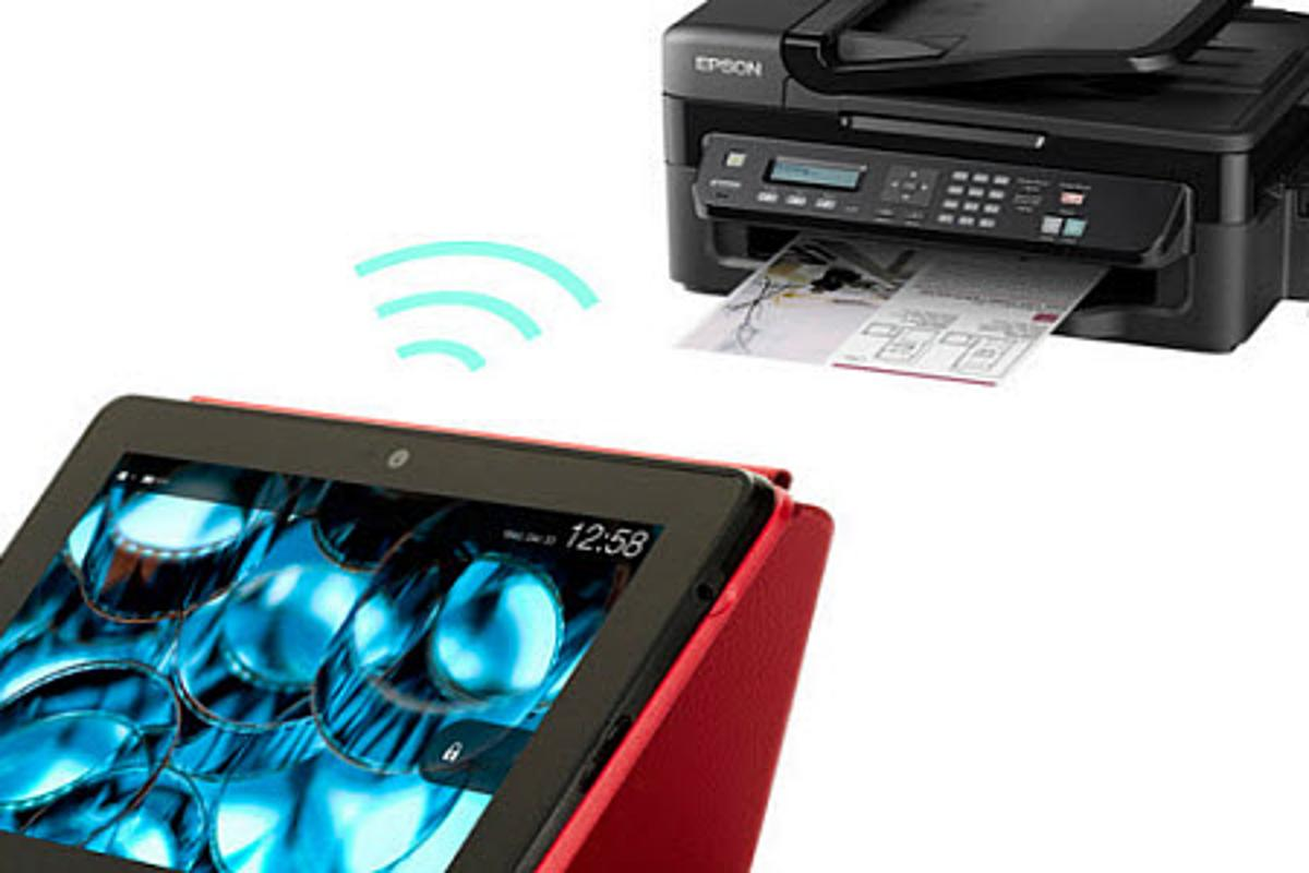 Here's how to print directly to a Wi-Fi printer, or a remote printer using Google Cloud Print, from a Kindle Fire HD or HDX