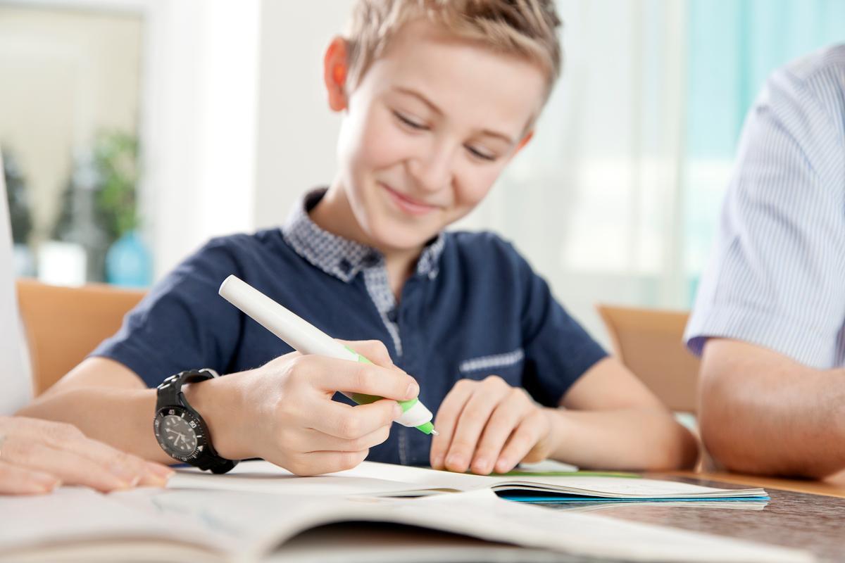 The Lernstift digital pen
