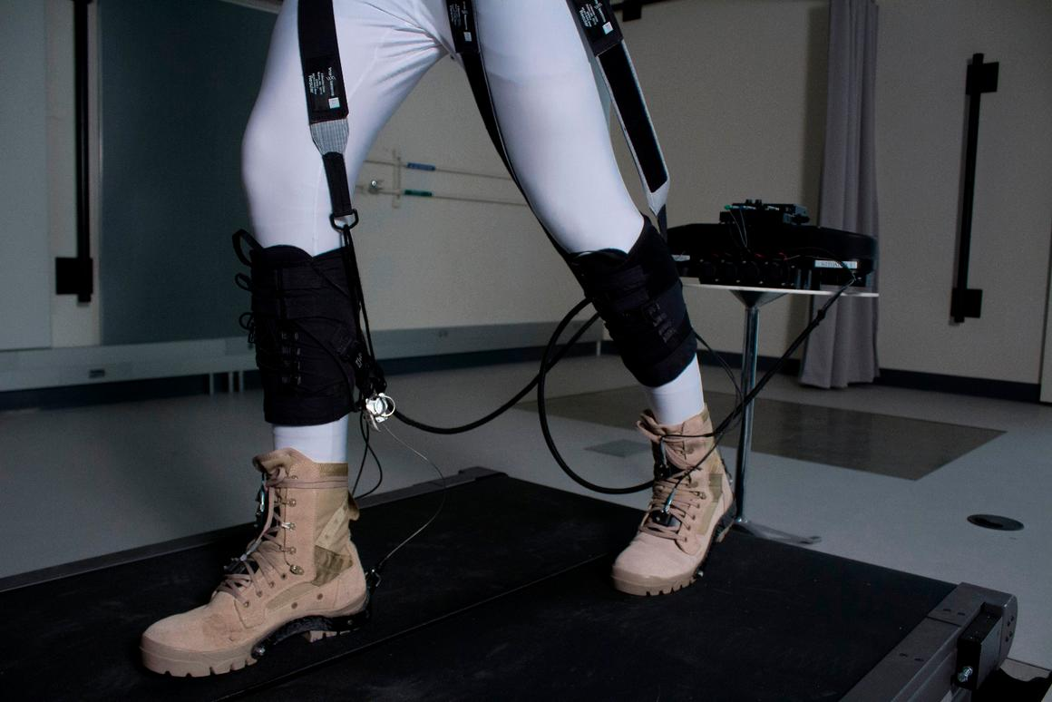 An ambitious group of Harvard researchers is developing a soft exosuit and harbor some grand ambitions for their high-tech mobility aid