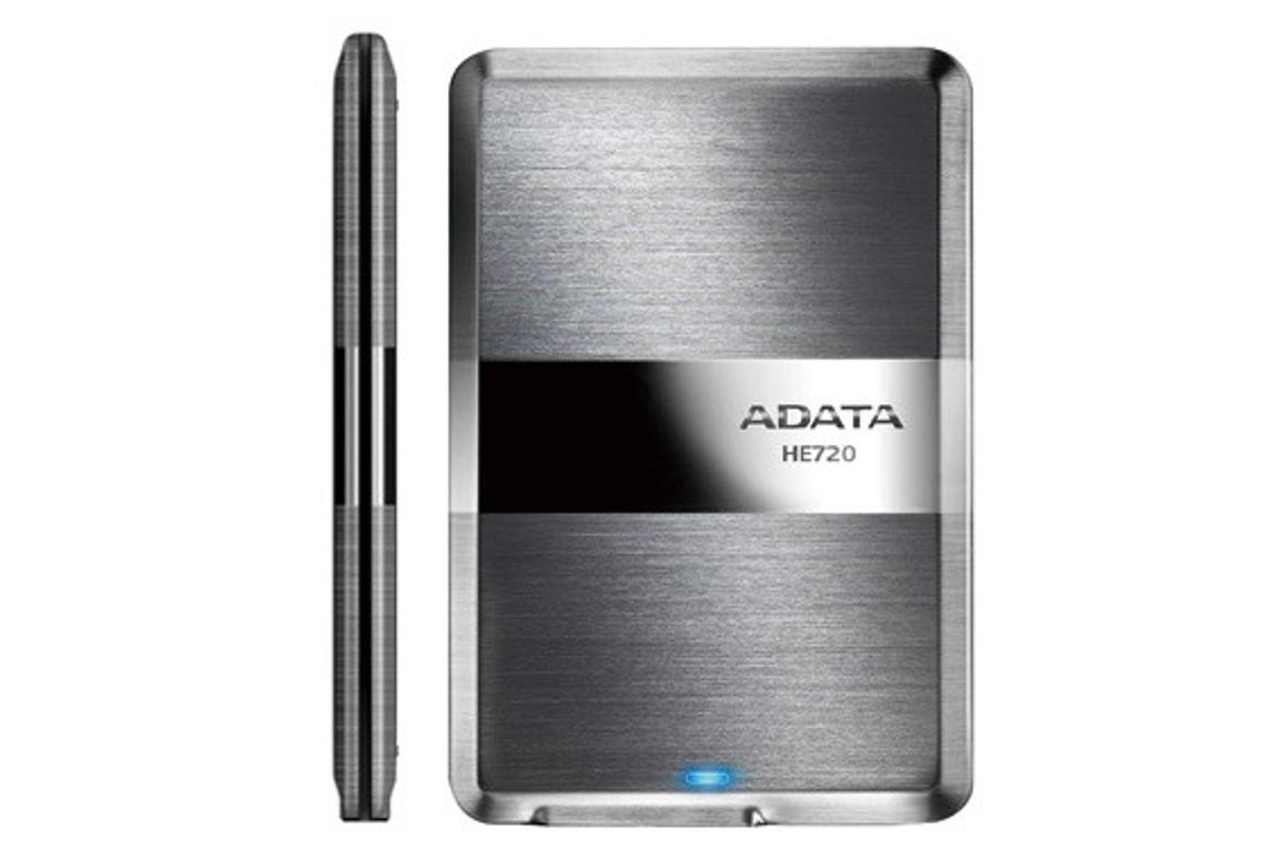 The DashDrive Elite HE720 is (for the time being) the thinnest USB 3.0 external HDD at 8.9 mm