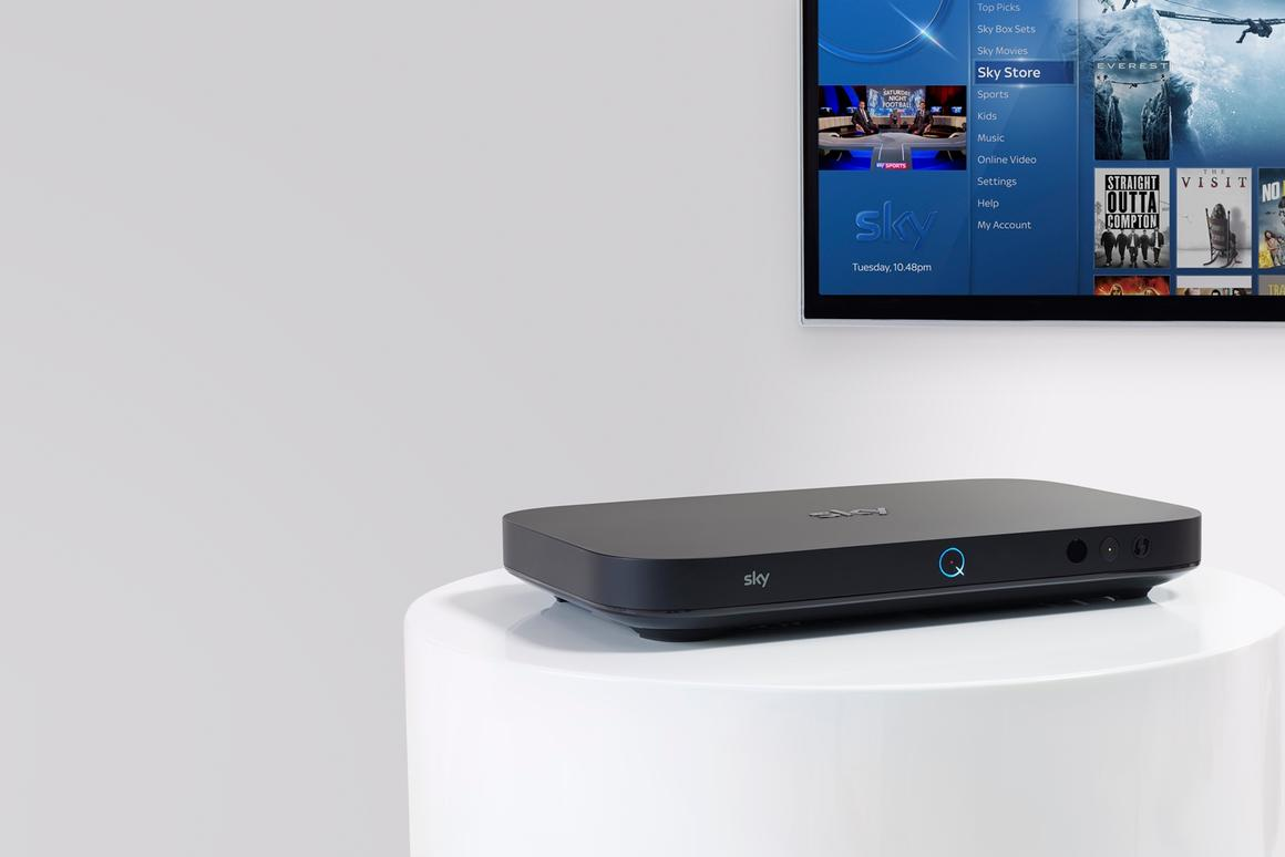 Sky Q is aimed at allowing users to watch what they want, when they want, where they want and on the device they want