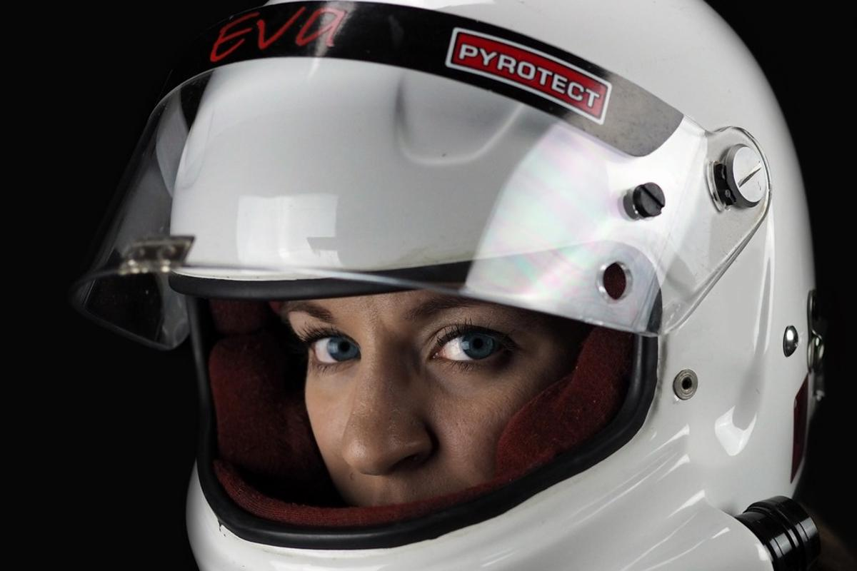 Eva Hakansson: the fastest woman on a motorcycle