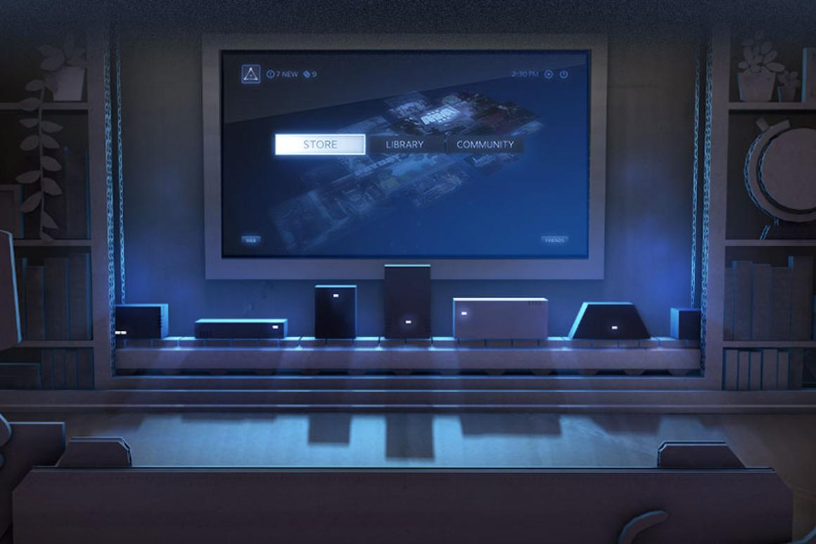 SteamOS will run on Steam Machines of various shapes and sizes