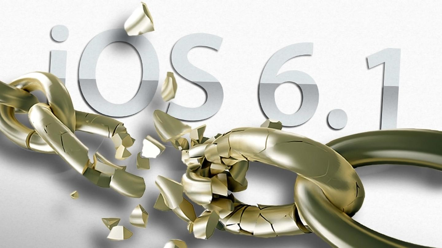 These instructions tell you how to jailbreak any iPhone, iPad, or iPod touch on iOS 6.1 (chains image: Shutterstock)