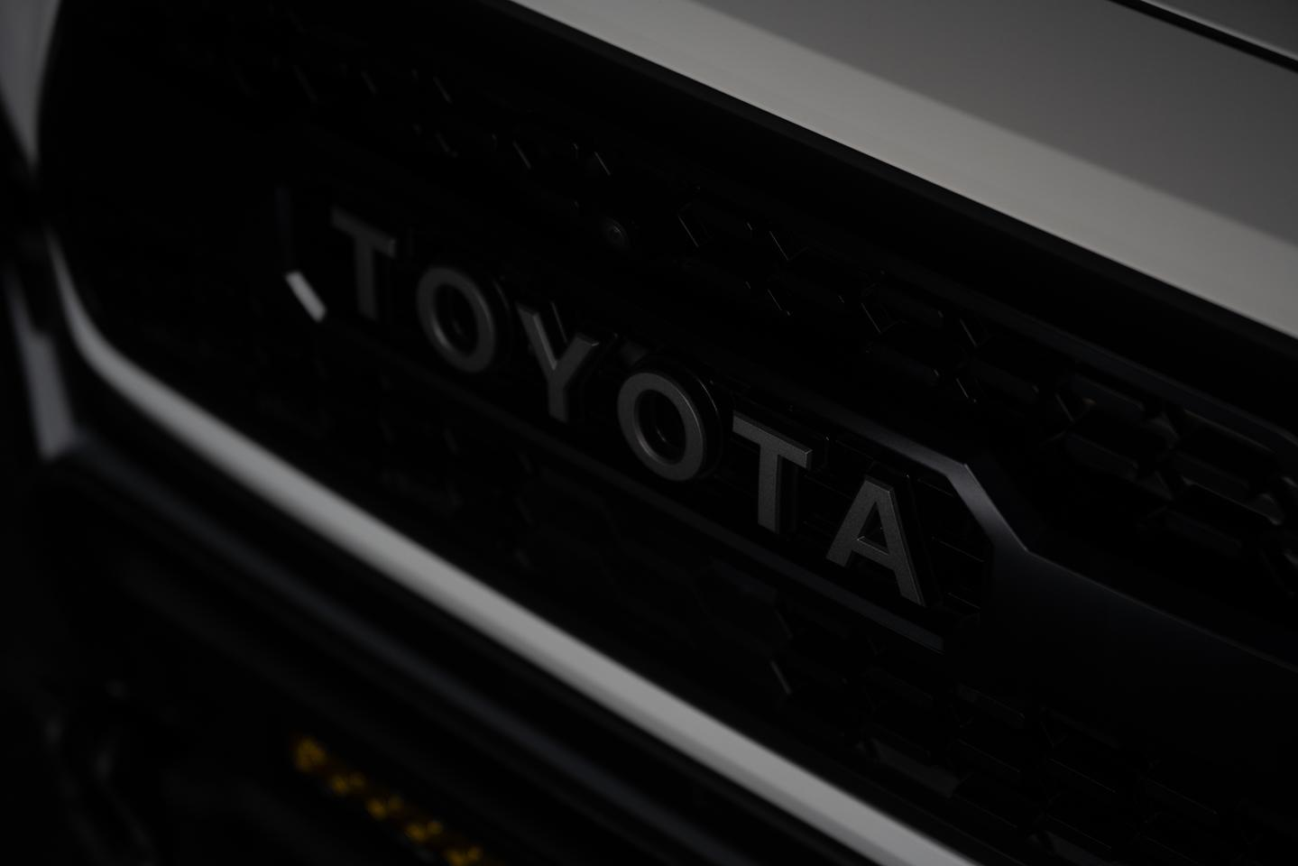 A neatly-integrated Toyota expedition vehicle lands in the US