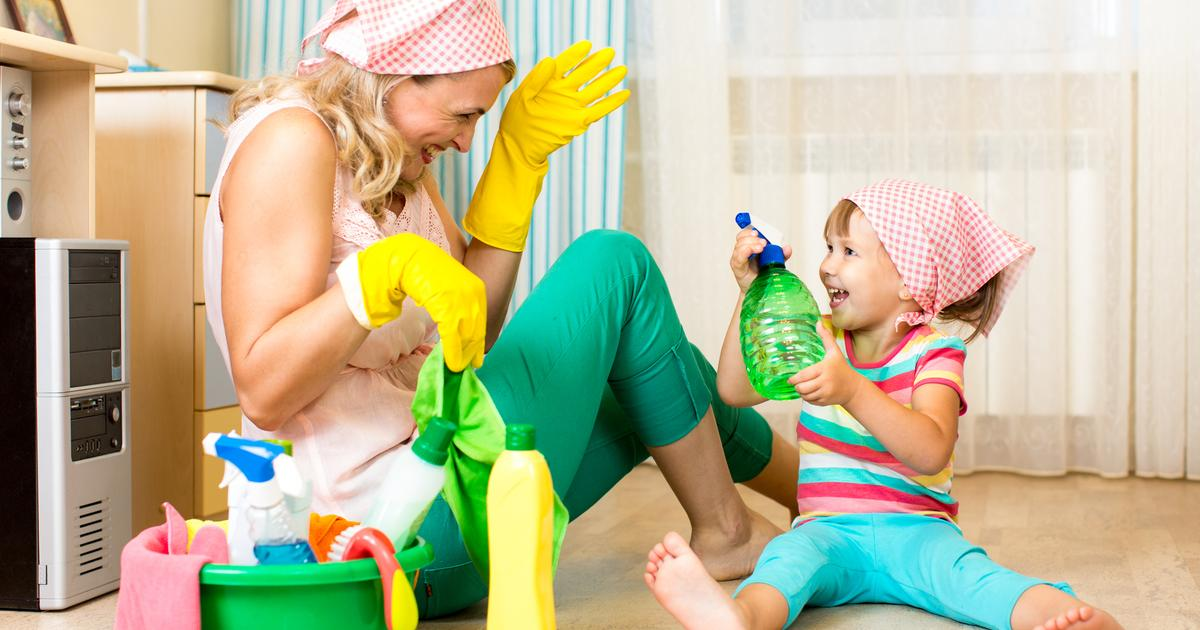 Frequent use of cleaning products linked to asthma risk in children