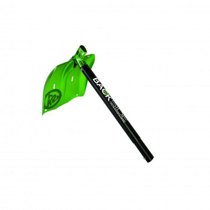 The Rescue Shovel Plus serves as a hoe