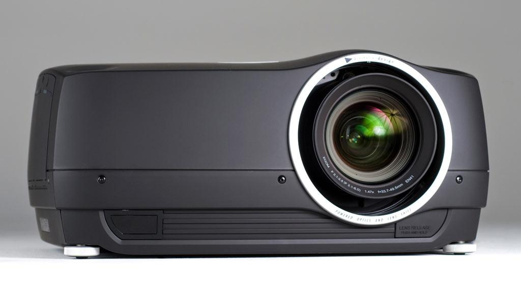 Projectiondesign's F35 WQXGA projector makes the dream of a home drive-in a possibility