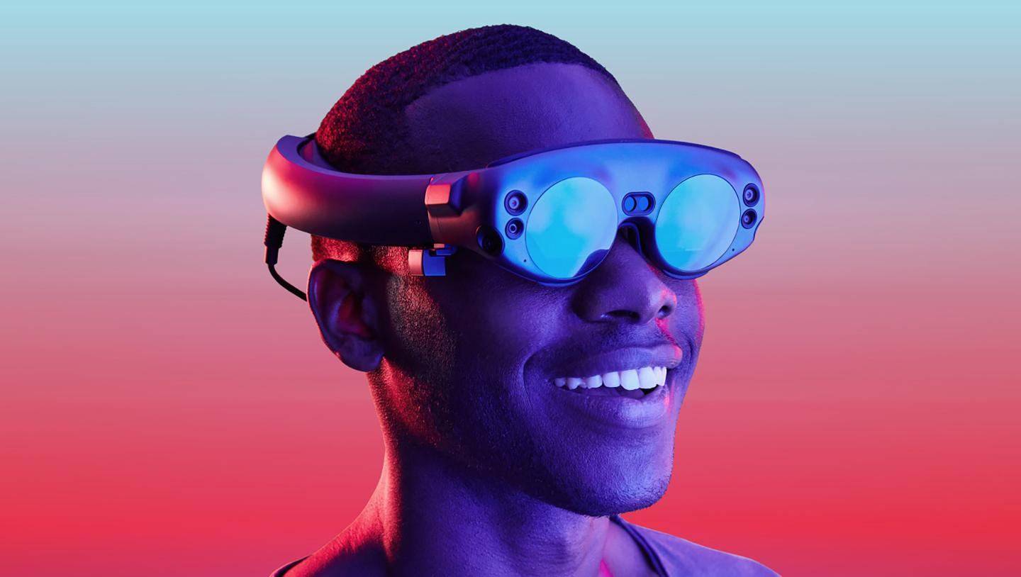 The Magic Leap One Creator's Edition is aimed at developers