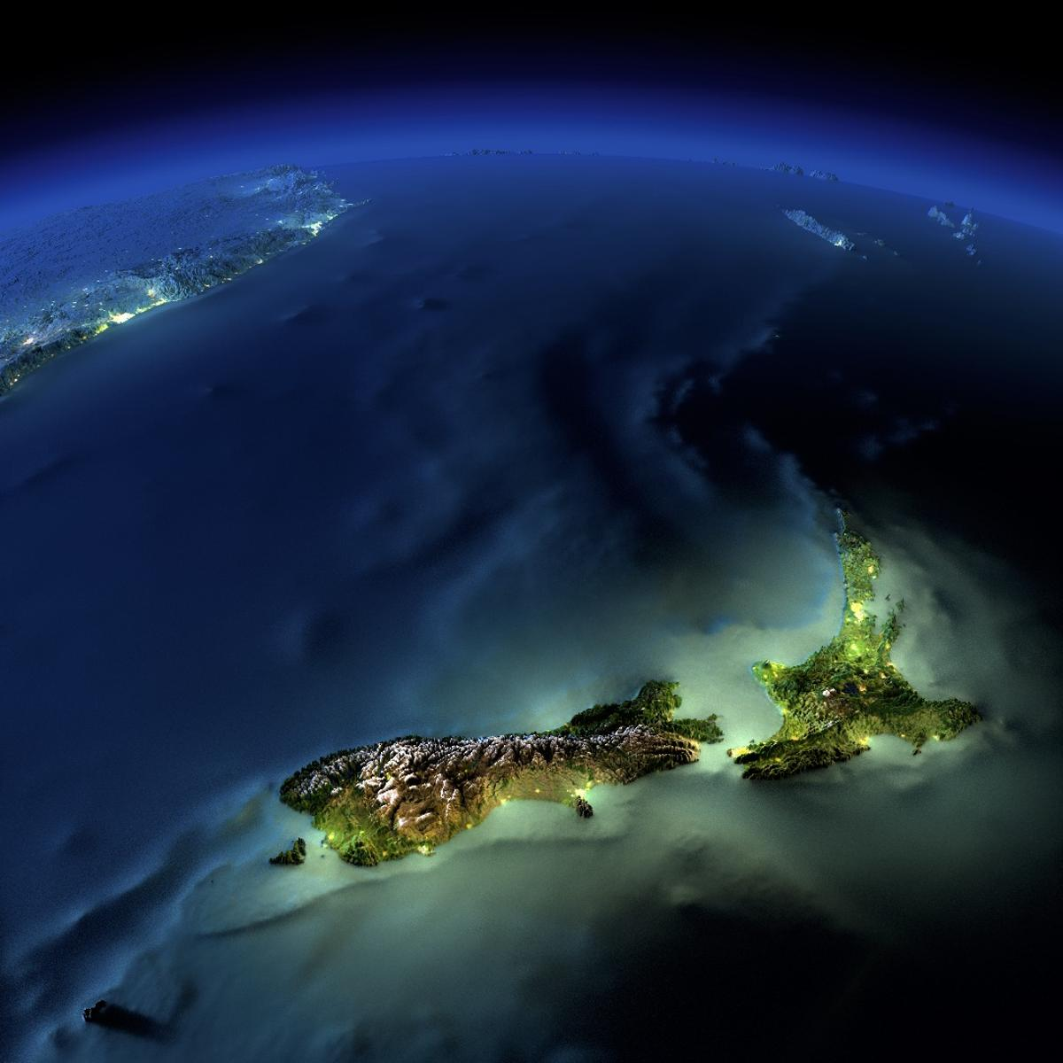 Some scientists claim thatNew Zealand sitson the continent of Zealandia and not Australia