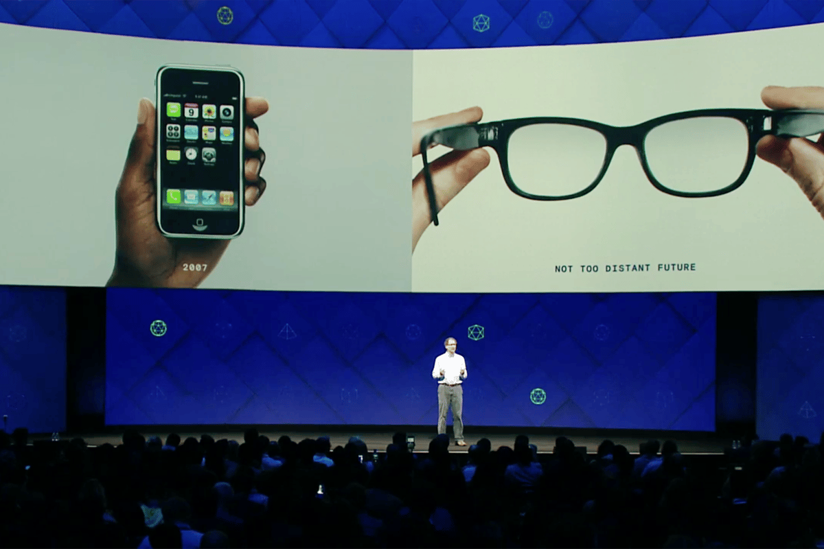 As Oculus Chief Scientist Michael Abrash describes it, augmented reality glasses are certainly going to be one of the main computing platforms in the future