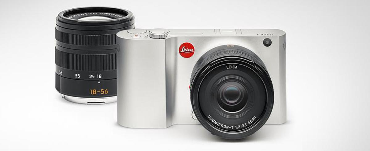 The Leica T is the first of a new line of mirrorless interchangeable lens cameras from the iconic German firm