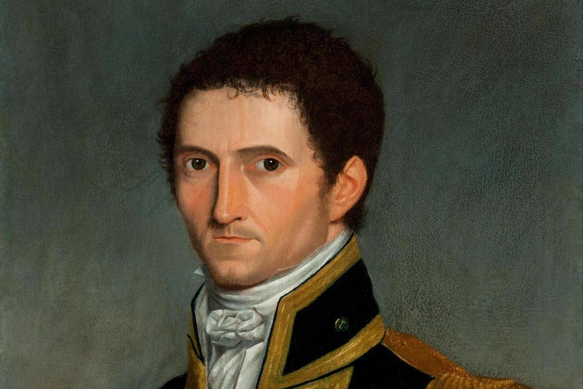 Captain Flinders was the first man to circumnavigate Australia