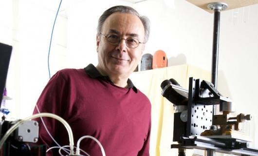 Professor Stephen Arnold (Image: NYU-Pol)