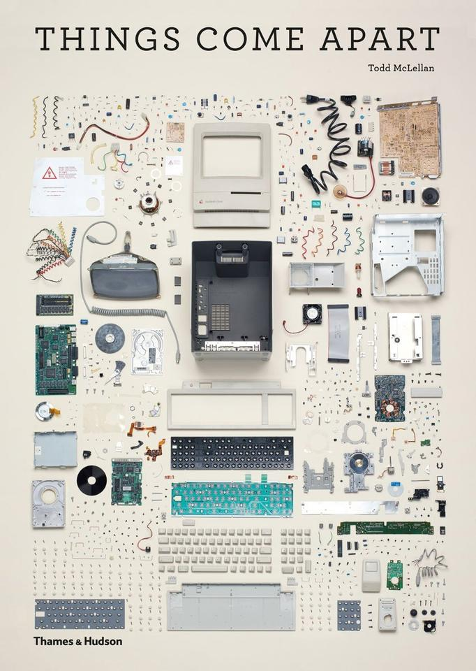 Things Come Apart: A Teardown Manual for Modern Living (Photo: Todd McLellan/Thames & Hudson)