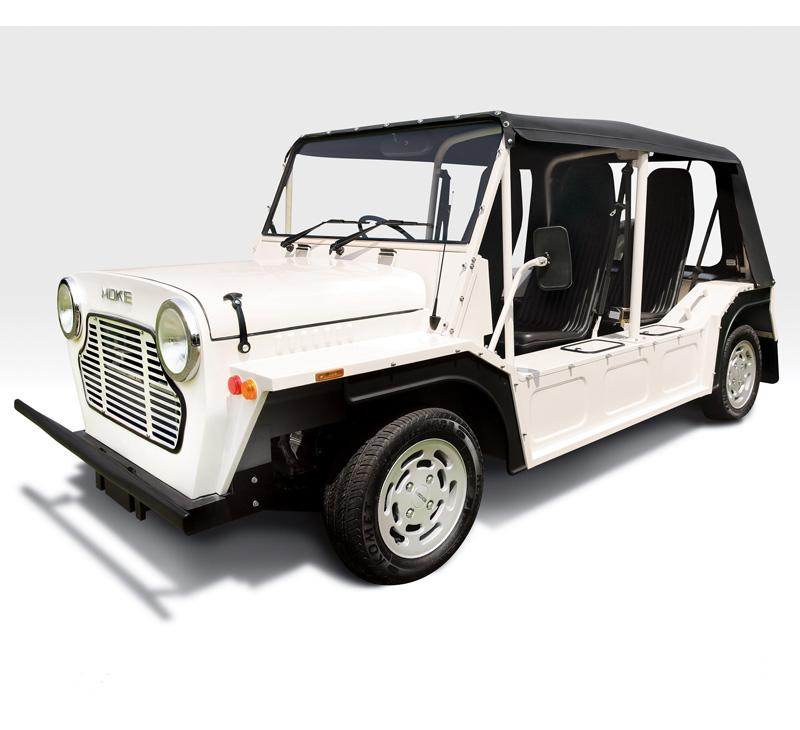 Breathing new life into what was once a classic utility vehicle, Chinese auto manufacturer Chery Motors is bringing back the Moke