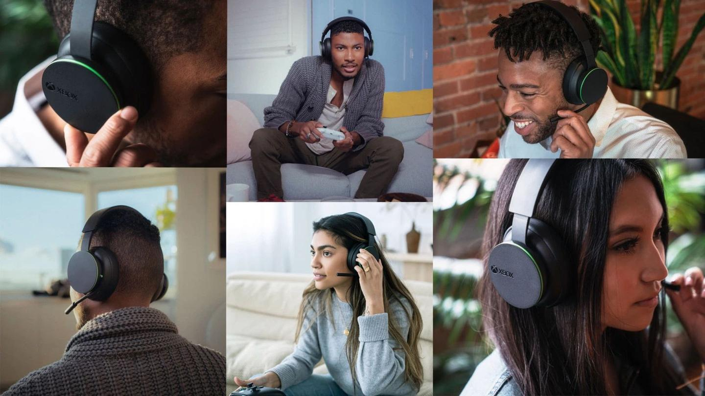The Xbox Wireless Headset offers gamers long-haul comfort, spatial audio support and up to 15 hours of per-charge use