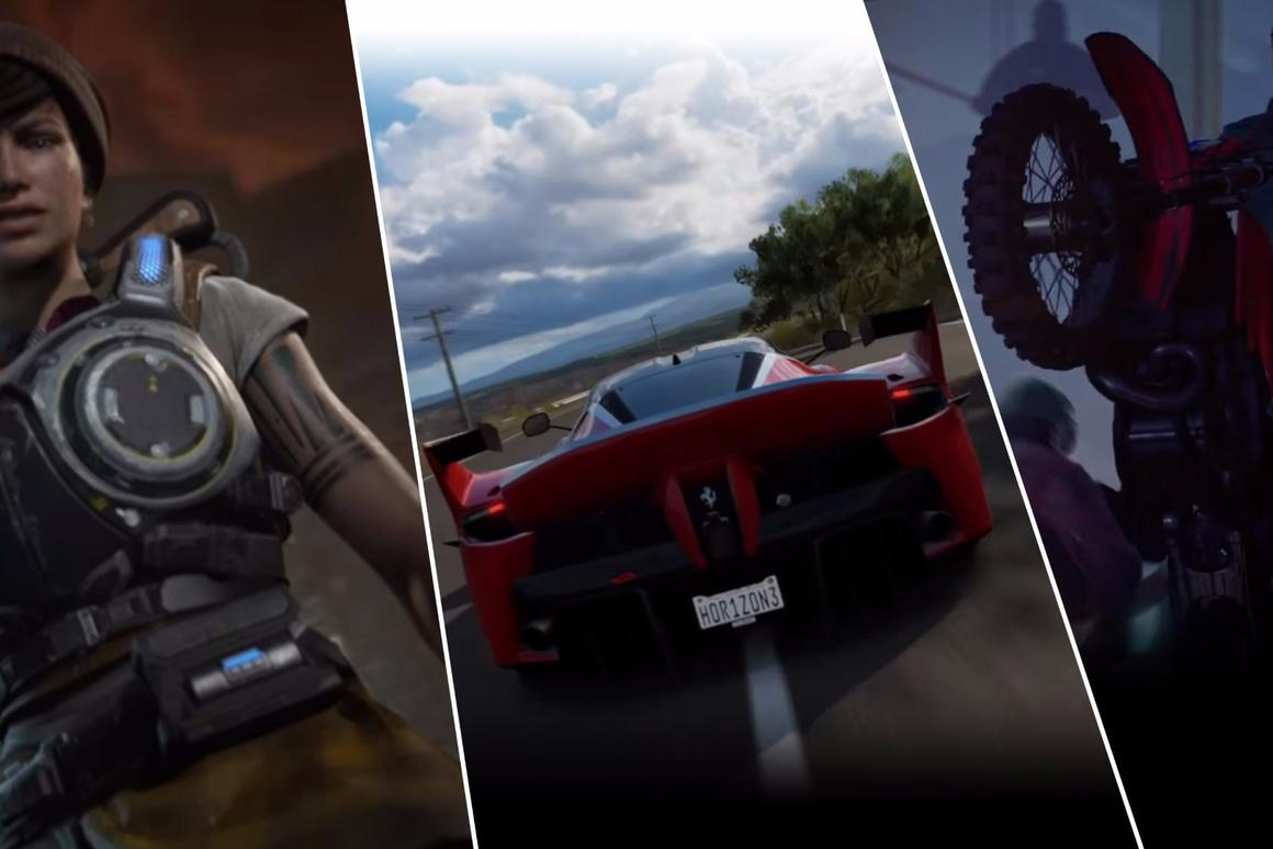 Aside from the new hardware,Microsoft brought an exciting lineup of games to E3 2016