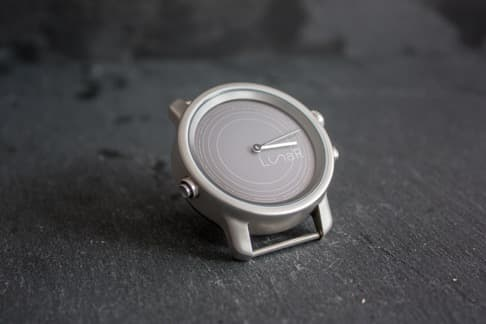 Its creators bill LunaR as the first solar-powered smartwatch