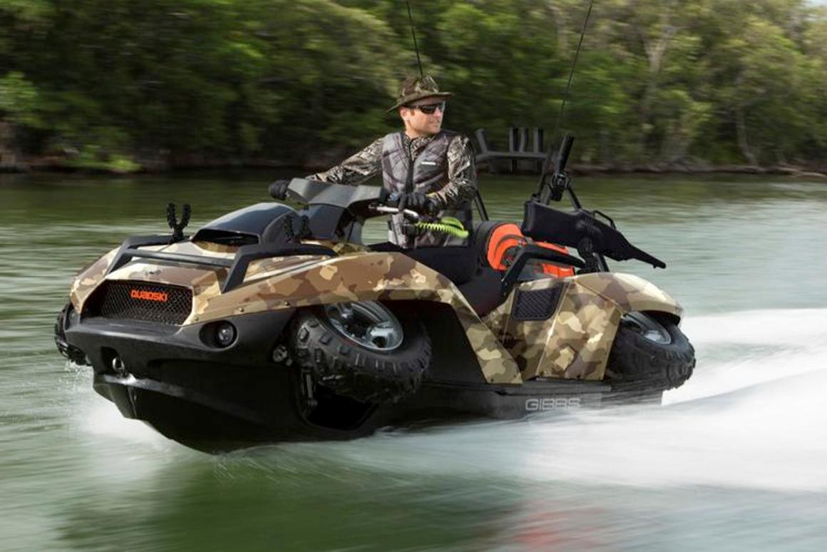 The GIBBS Quadski