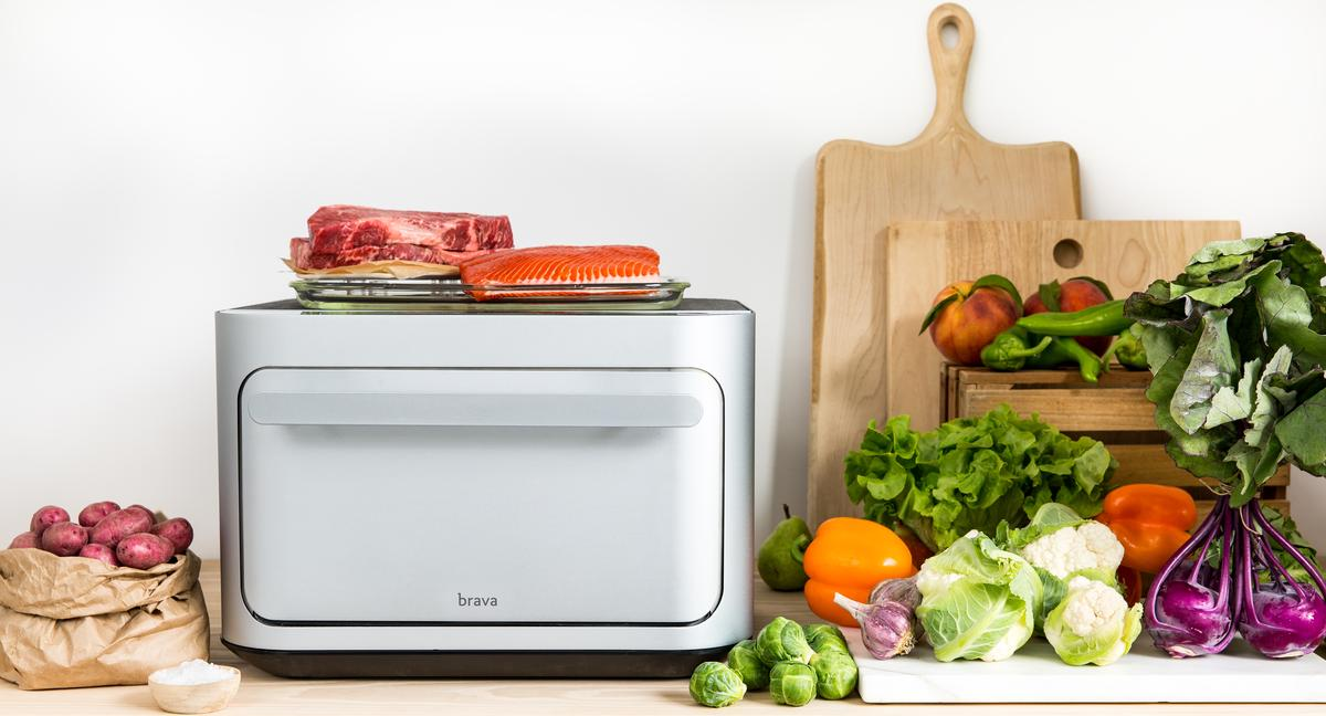 Brava also offers a premium subscription service where users can order ingredients, meal kits and recipes for use in the oven