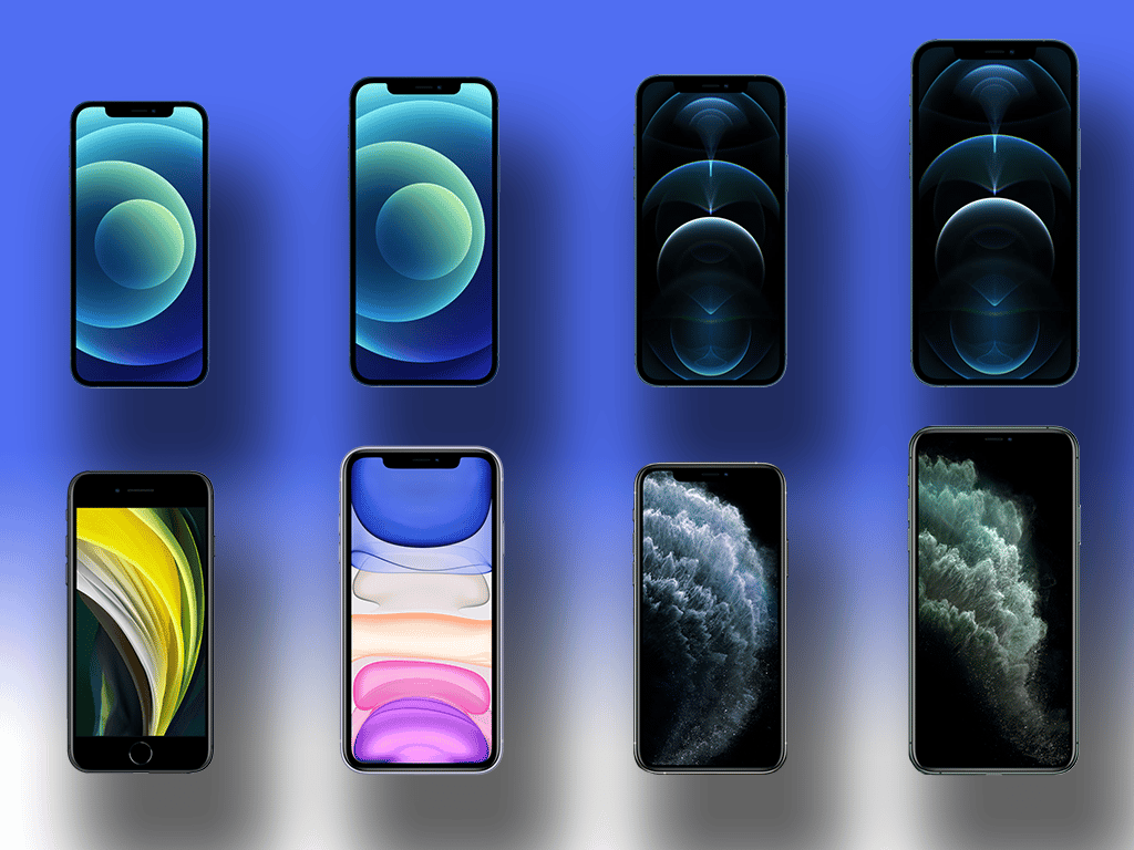 New Atlas compares the specs and features of the iPhone 12 mini, 12, 12 Pro and 12 Pro Max, the iPhone SE, the iPhone 11, 11 Pro and 11 Pro Max