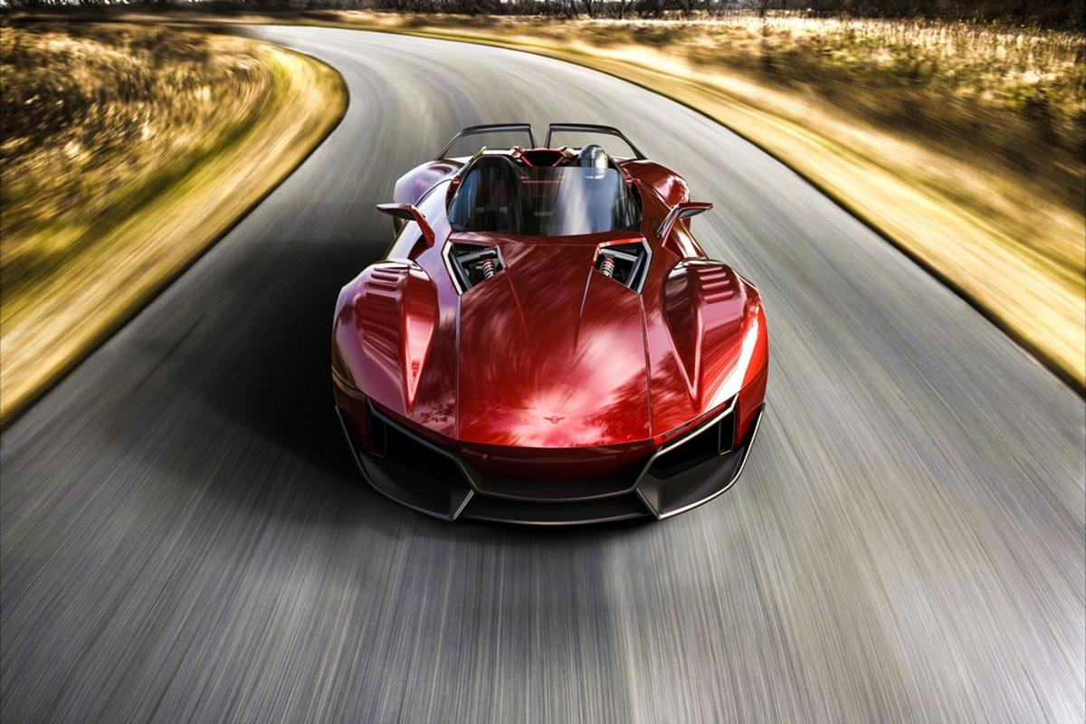 Just five lucky buyers will get to claim a Beast X and its twin turbochargers as their own