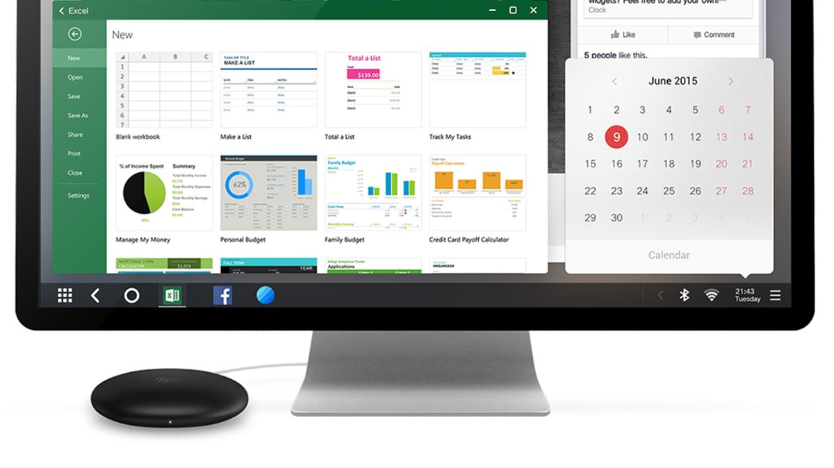 Jide wants to turn Android into a legit desktop computing environment, with its Remix Mini PC